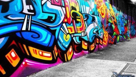 GRAFFITISMO O VANDALISMO?
