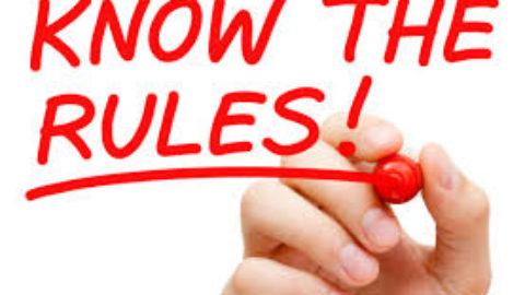 Che utilità hanno le regole?