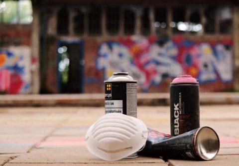 Le bombolette spray