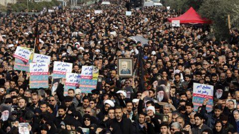 IRAN, RIVOLUZIONE STUDENTESCA