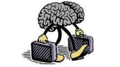 La fuga di cervelli: giovani menti vanno all'estero