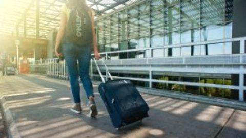 la valigia,non di cartone