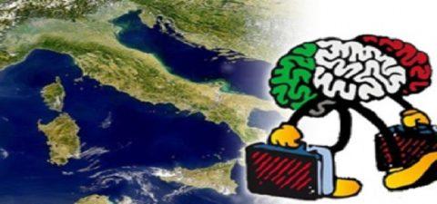 La fuga dei cervelli in Italia