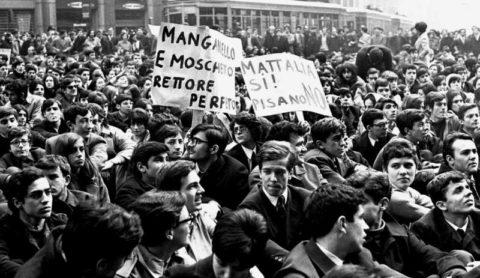Studenti contro il governo e gli oppressi