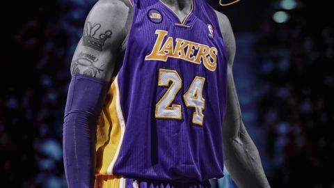 Il mondo intero in lutto per Kobe Bryant