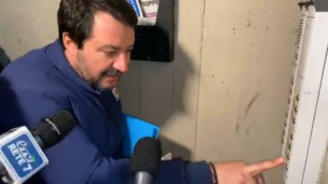 """""""Salvini e il citofono"""""""