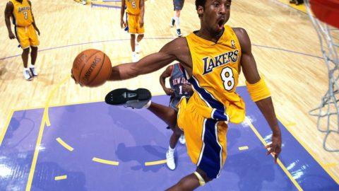 Kobe Bryant, una leggenda del basket