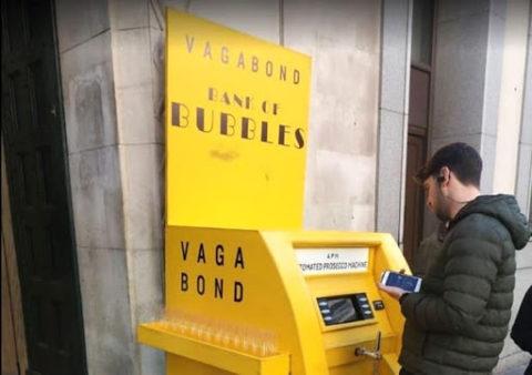 Il bancomat delle bollicine ; offesa al Made in italy