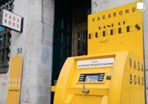 Il distributore automatico di prosecco e il made in Italy