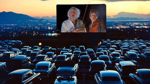 Il cinema non si arrende: il ritorno del drive in