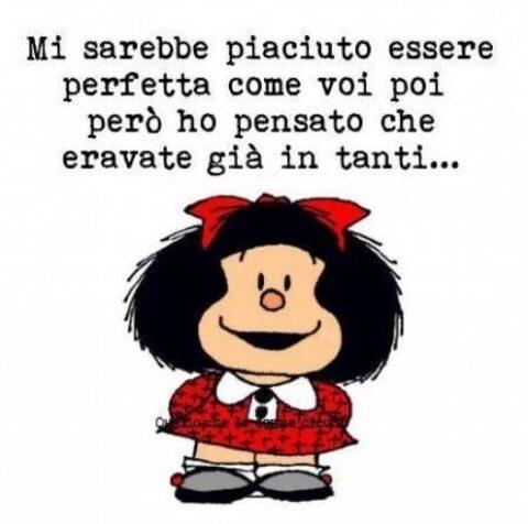 Mafalda: amica dei bimbi e dei  grandi