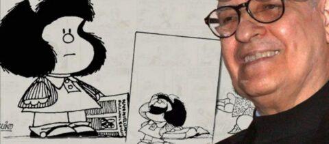 Addio al papà di Mafalda