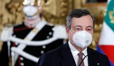 """Mario Draghi: il """"salvatore"""" dell'Italia?"""