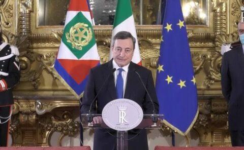 Ora tocca a Mario Draghi
