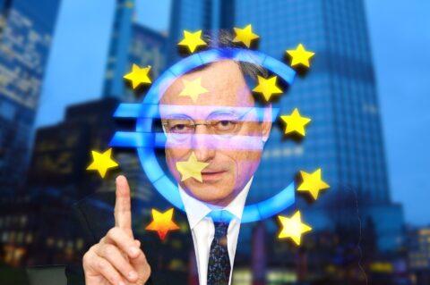 Risoluto, deciso, impassibile: «E` vero Draghi?»